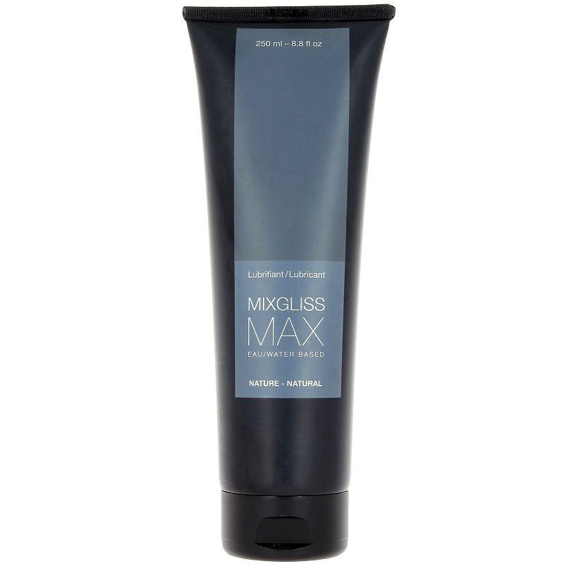 Lubricante Agua Max 250 ml Mixgliss 1