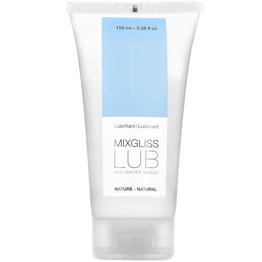 Lubricante Base Agua Natural 150 ml Mixgliss 1