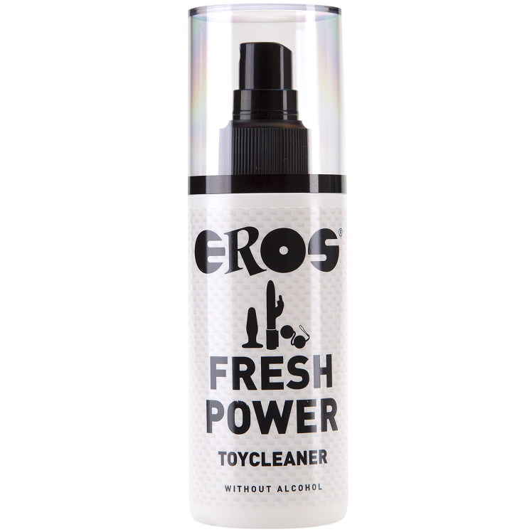 Eros Fresh Power Limpiador Juguetes Sin Alcohol 1