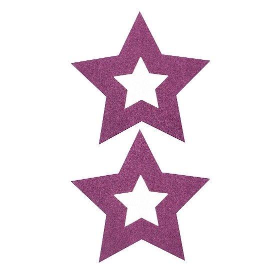 Adhesivos para Pezones Estrella 2