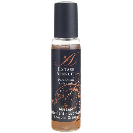 Extase Sensuel Lubricante Chocolate-Naranja Viaje 35ml 1