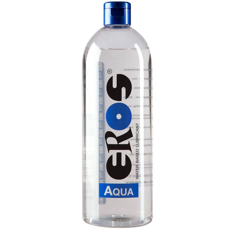 Lubricante Base Agua Denso 500 ml Eros 1