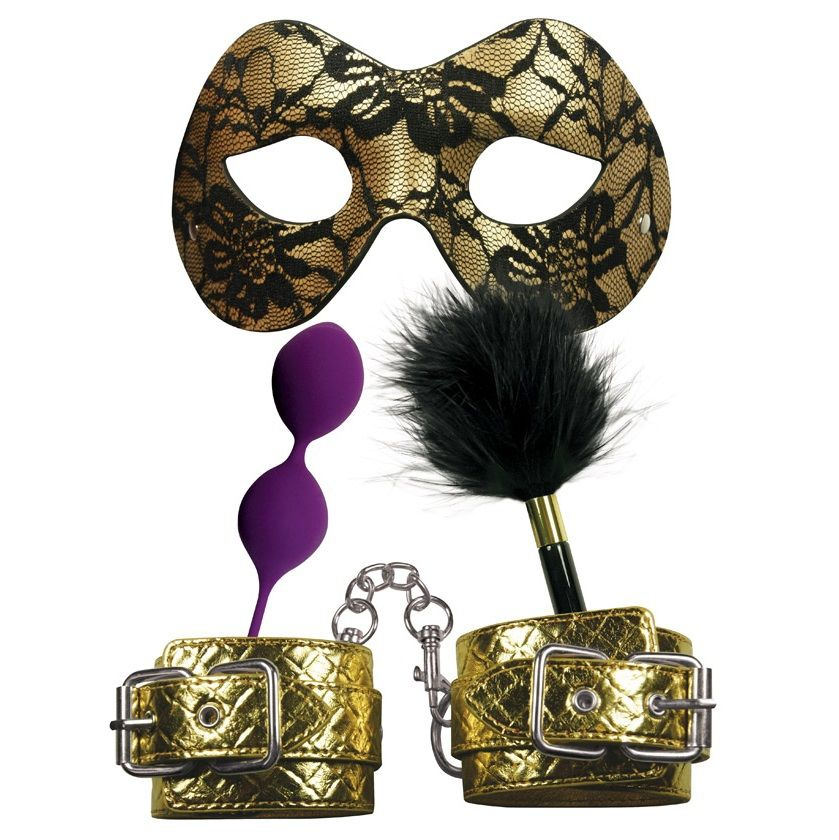 Sexperiments Kit Masquerade Party 2