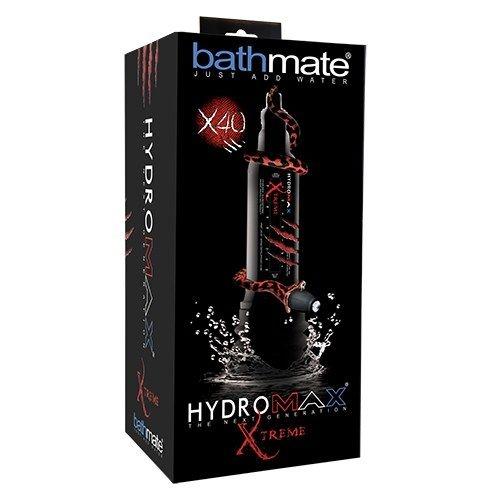Bathmate Hydromax X40 Penis Pump Xtreme 3
