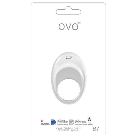 OVO B7 Anillo Vibrador 4
