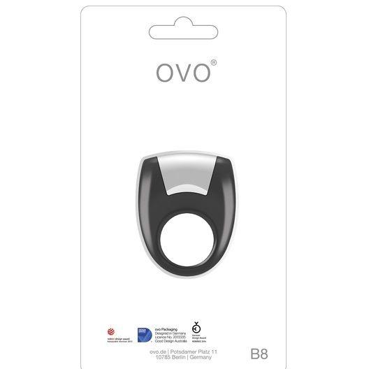 OVO B8 Anillo Vibrador 4