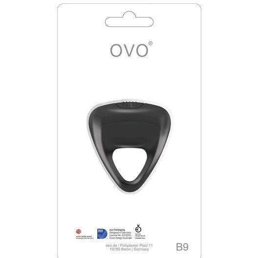 OVO B9 Anillo Vibrador 4