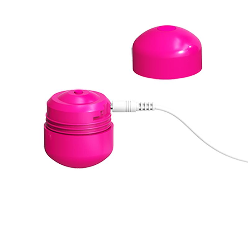 ML Creation Cute Bullet Potente Vibrador Recargable Usb 1
