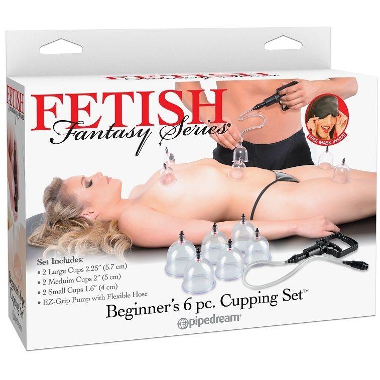 Fetish Fantasy Set Succion 6 Piezas 1