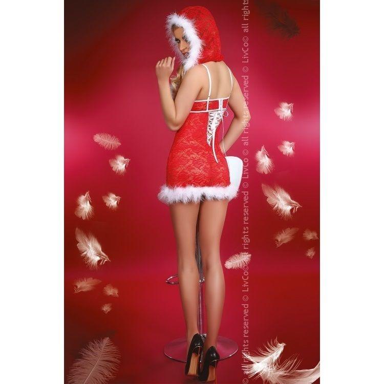 Livco Corsetti Snow Baby Vestido Navidad  2