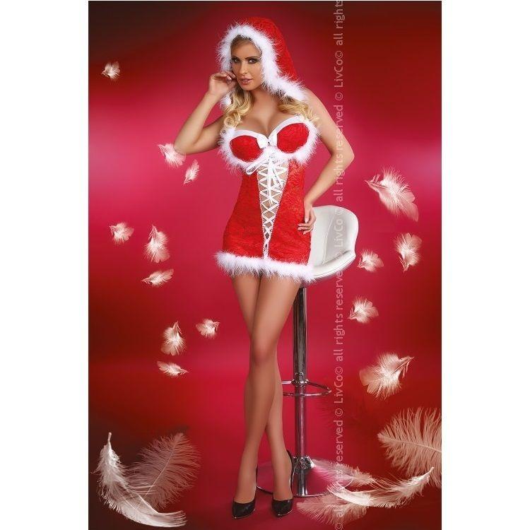 Livco Corsetti Snow Baby Vestido Navidad  3