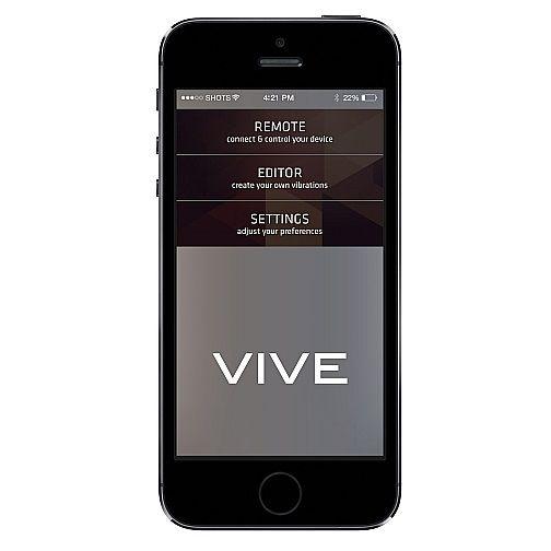 Vive Nea Vibrador Control Remoto App 2