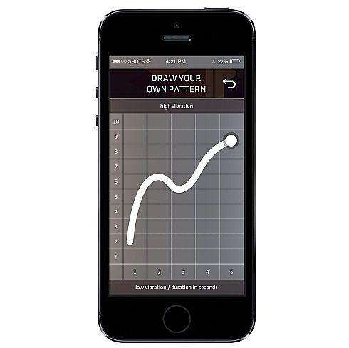 Vive Nea Vibrador Control Remoto App 3
