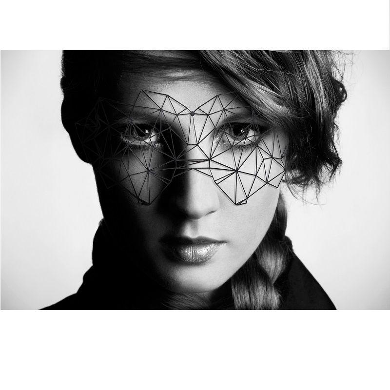 Máscara Kristine Bijoux 1