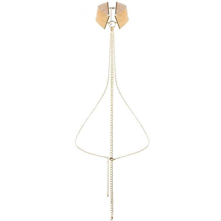 Collar de Cadenas Metálicas Bijoux Magnifique 2