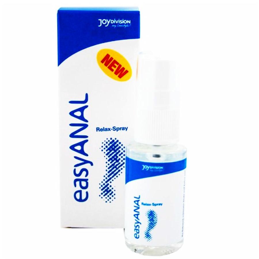 Easyanal Lubricante Spray Relax 30 ml 1