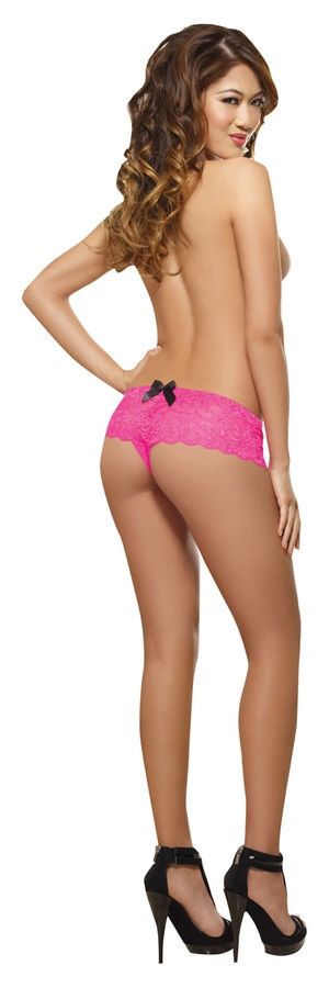 G-String Diamond Culot Rosa Intenso Exclusive Style 7177  2