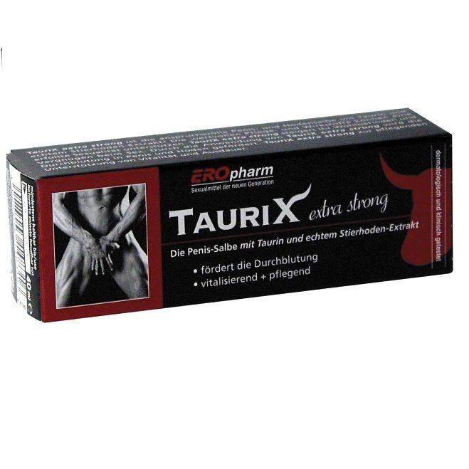 Eropharm Taurix Crema Vogorizante Extra Fuerte 1