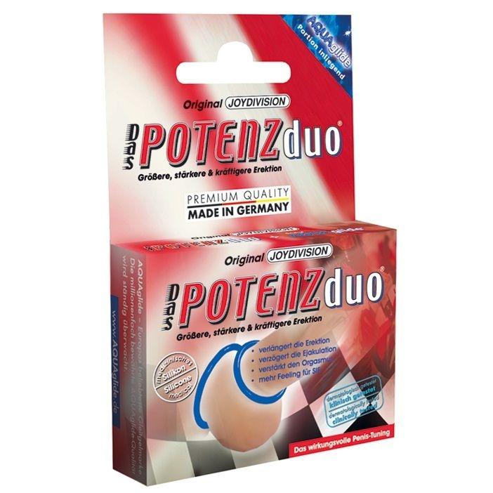 Potenz Duo Anillos Pene Medianos 2