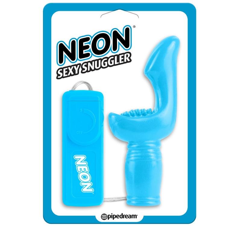 Neon Sexy Snuggler Vibrador 5