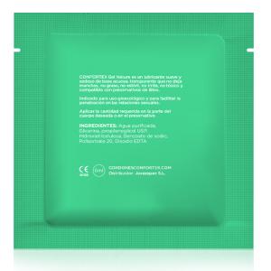 Confortex Lubricante Monodosis 6ml 2