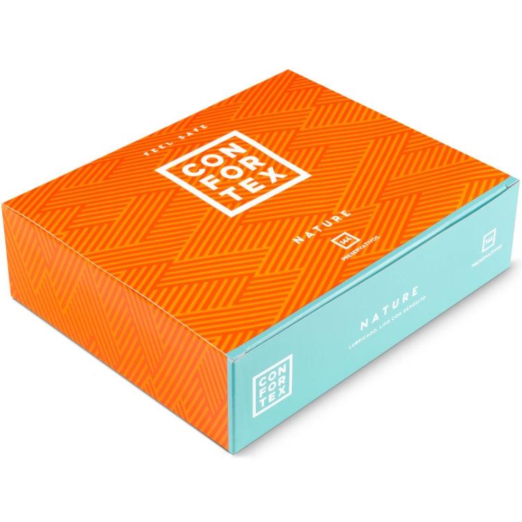 Confortex Preservativo Nature Caja 144 Uds 1