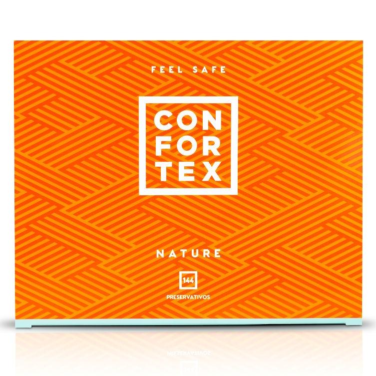 Confortex Preservativo Nature Caja 144 Uds 2