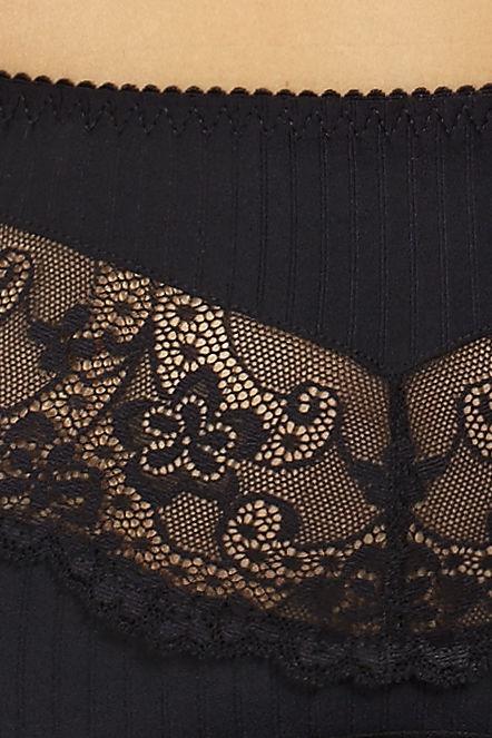 Passion Zoja Corset Negro  2
