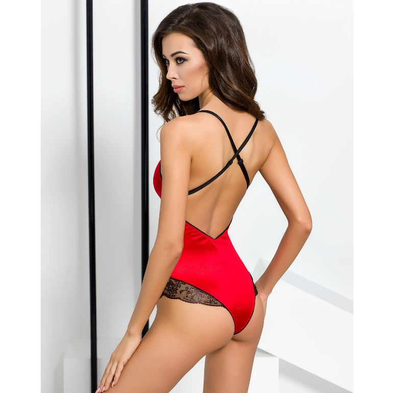 Passion Brida Body Rojo  2