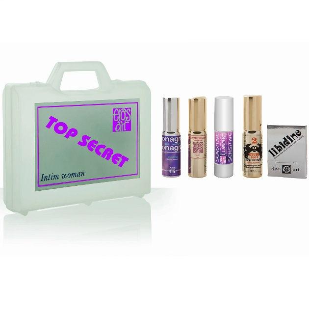Kit Top Secret Orgasmico Unisex 1