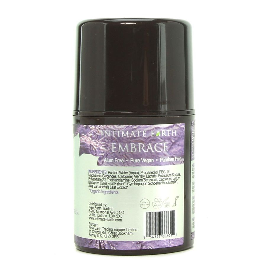 Intimat Earth Gel Orgasmico Unisex con Serum 30ml 2