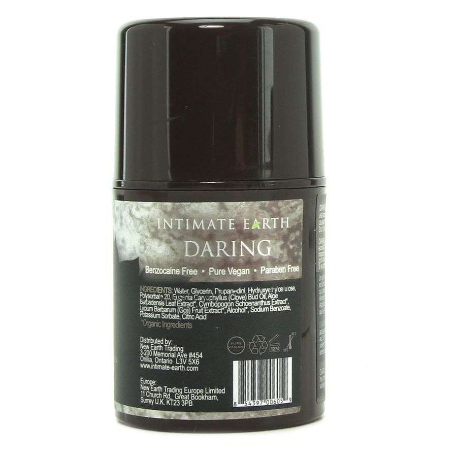 Intimate Earth Daring Gel Relajante Anal para el 30ml 2