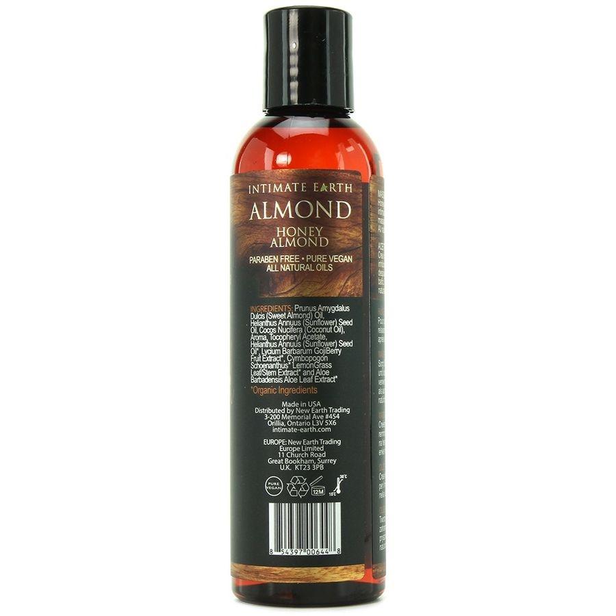 Intimate Earth Aceite Masaje Aromaterapia Miel de Almendra 120ml 2