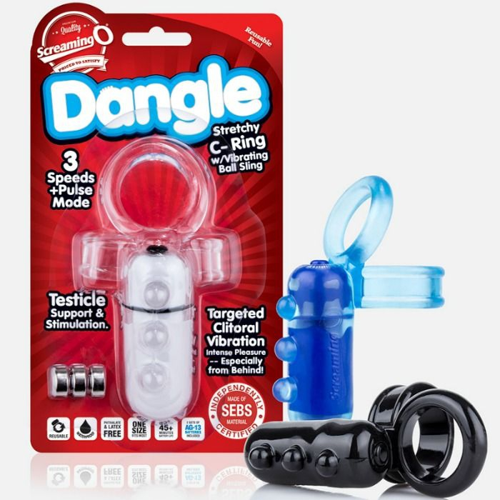Anillo Vibrador Screaming O Dangle 3