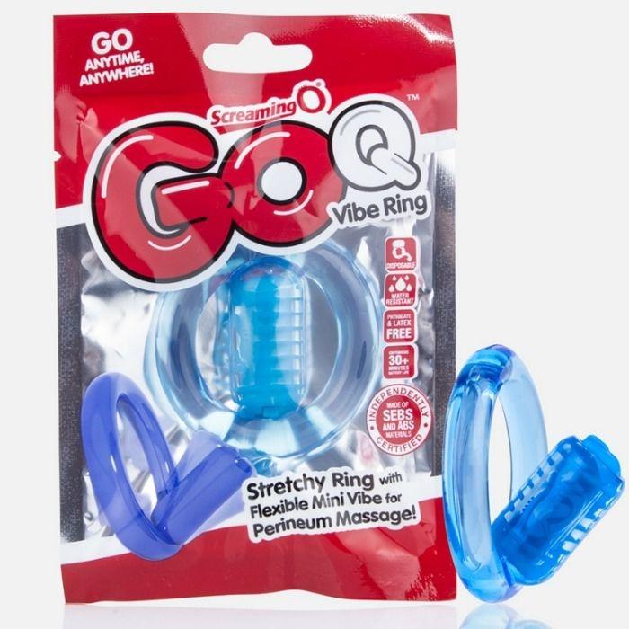 Anillo Vibrador Screaming O® Go Q 2