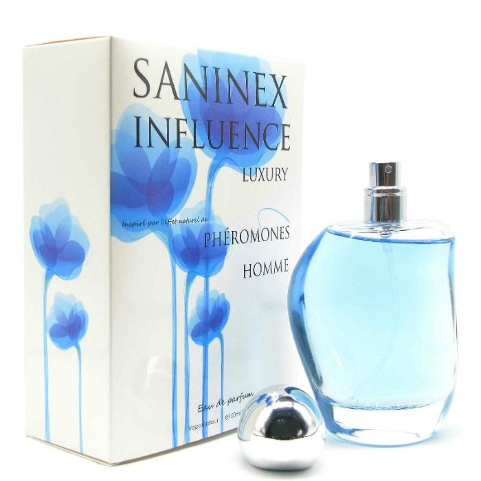 Perfume Feromonas Hombre Saninex Influence Luxury 1