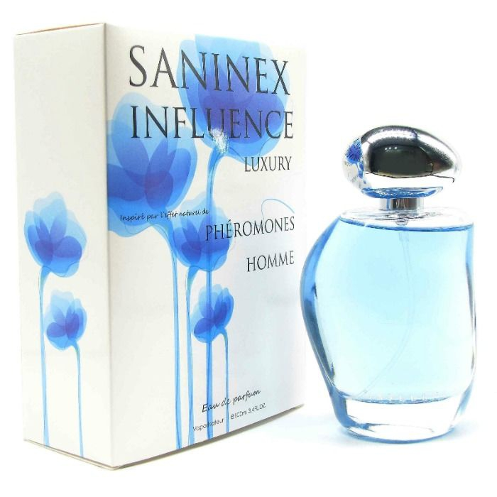 Perfume Feromonas Hombre Saninex Influence Luxury 2