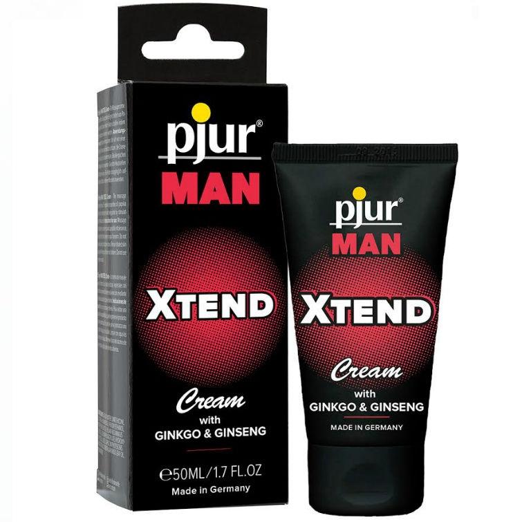 Pjur Man Xtend Crema Masaje Estimulante 50 ml 1