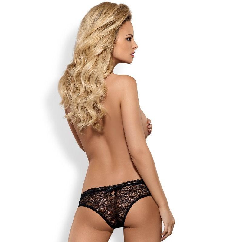 Swanita Panties Negro  3