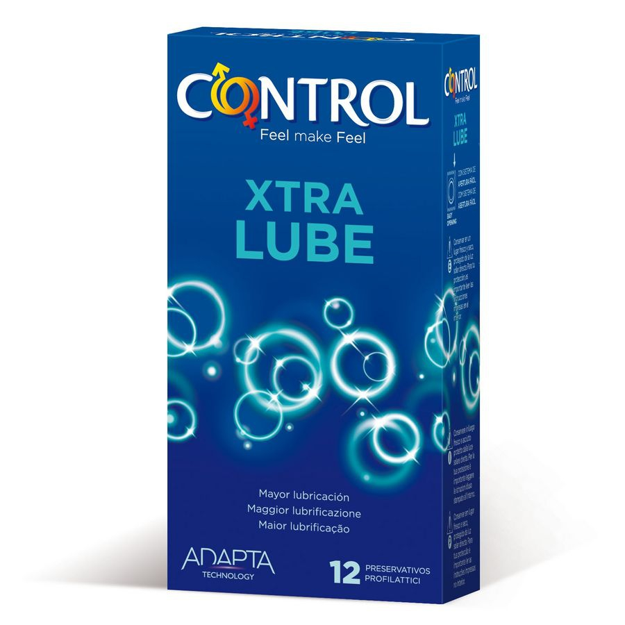 Control Extra Lube 12 Uds 1