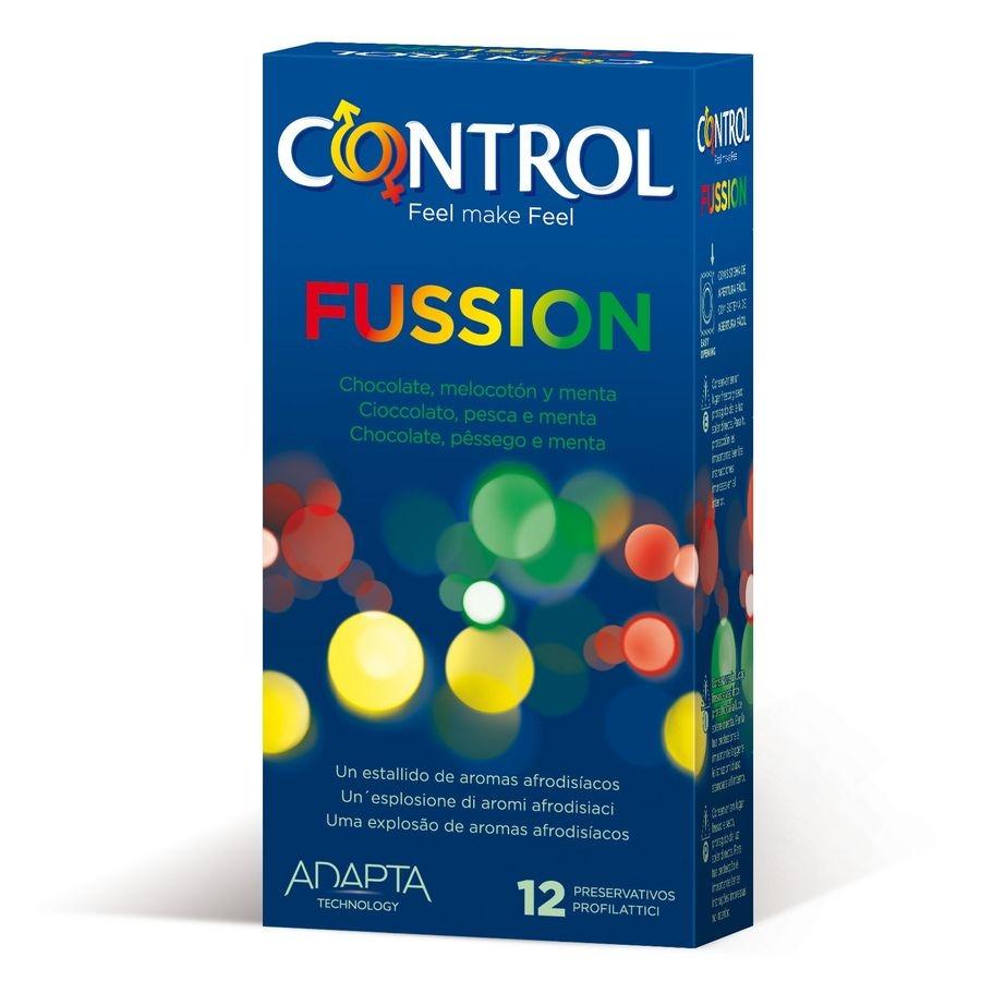 Control Fussion 12 Unid 1