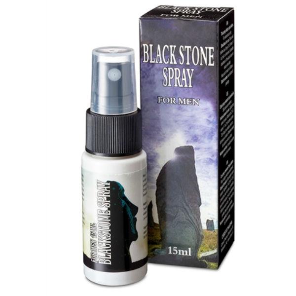 Black Stone Spray Retardante para el Hombre 15ml 1