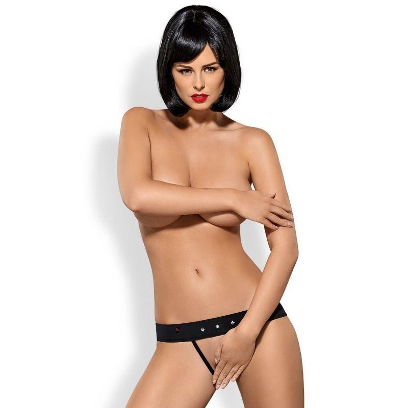 Obsessive Panty con Abertura Gretia  1