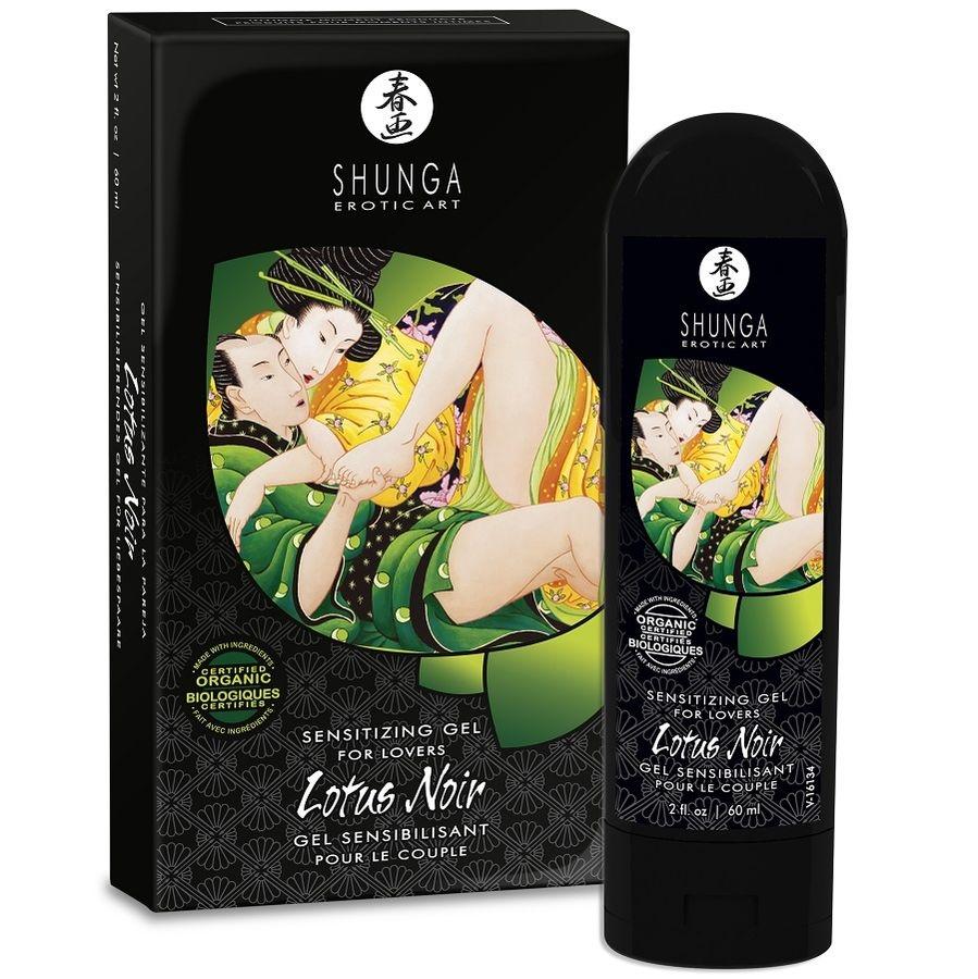 Crema Sensibilizadora Lotus Shunga 1