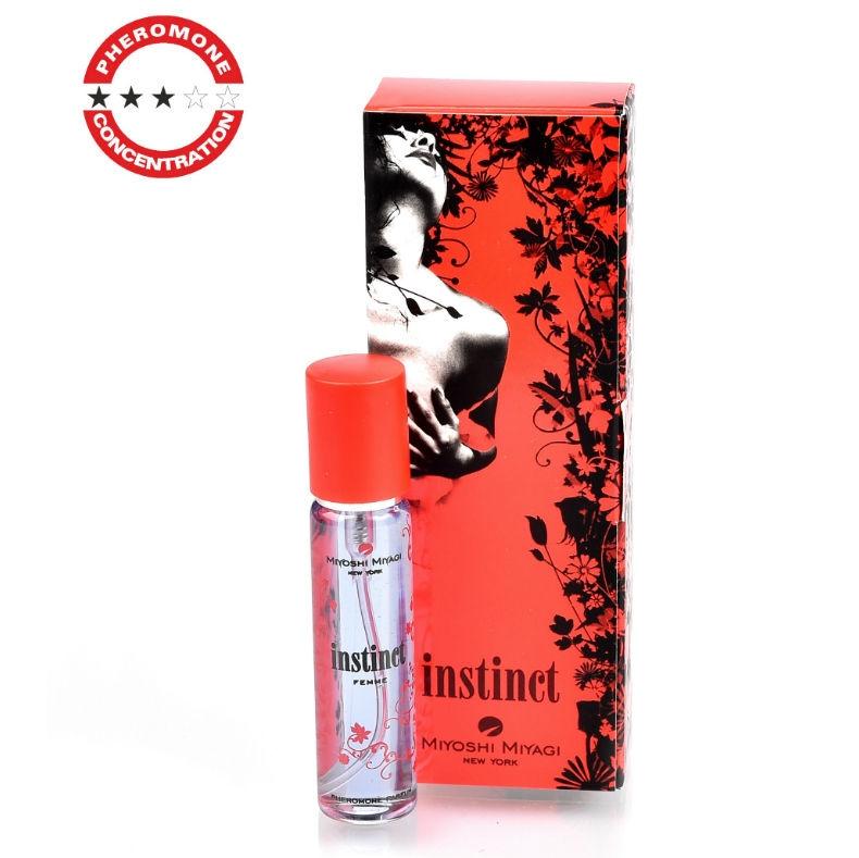 Miyoshi Miyagi New York Instinct Mujer 15 ml 1