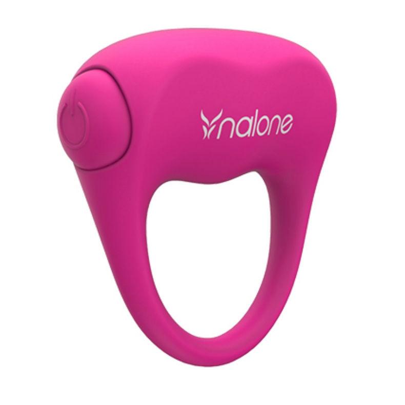 Nalone Vibrating Love Anillo Vibrador Rosa 3