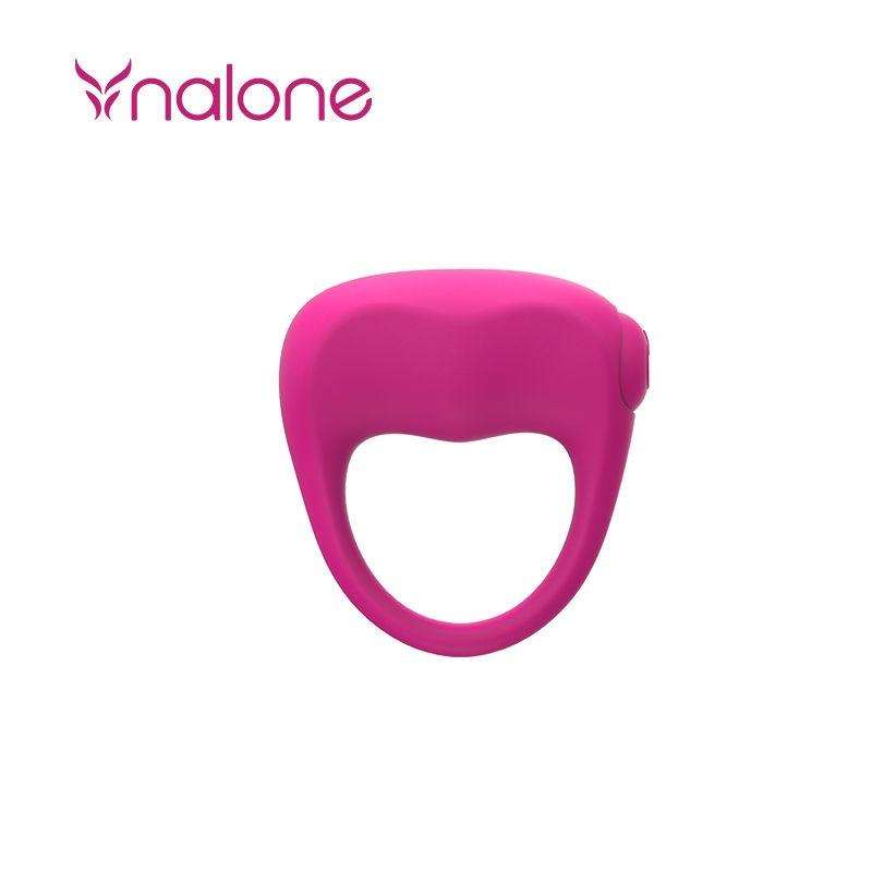 Nalone Vibrating Love Anillo Vibrador Rosa 6