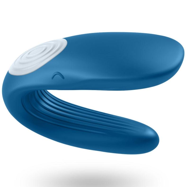 Whale Vibrador para Dos Partner 4