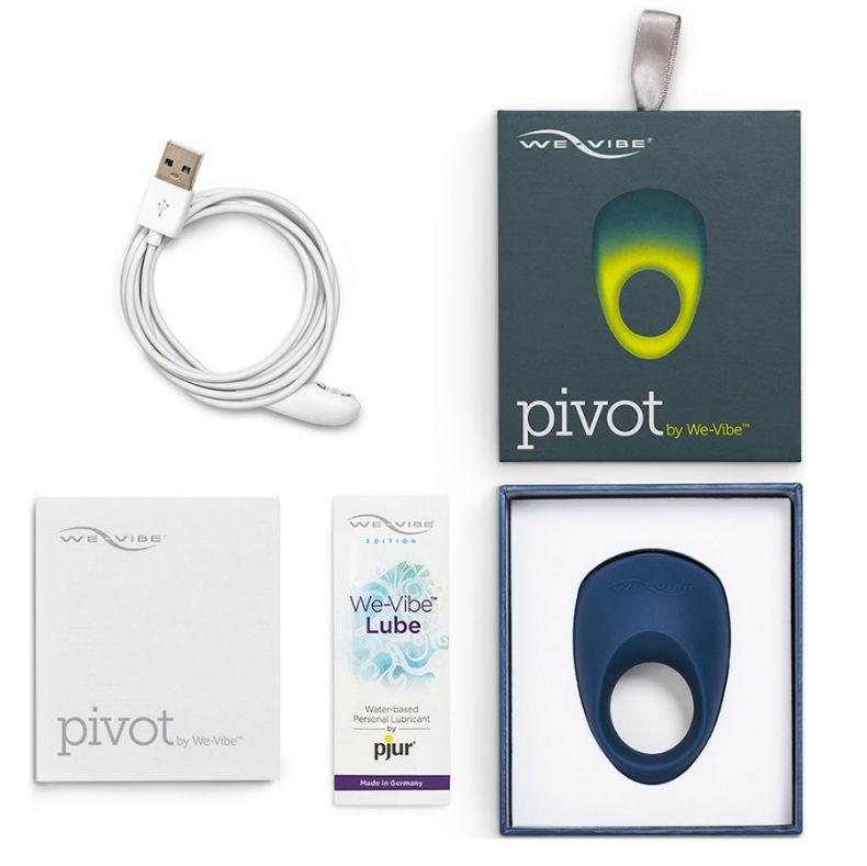 Pivot Anillo Vibrador con App We-Vibe  4
