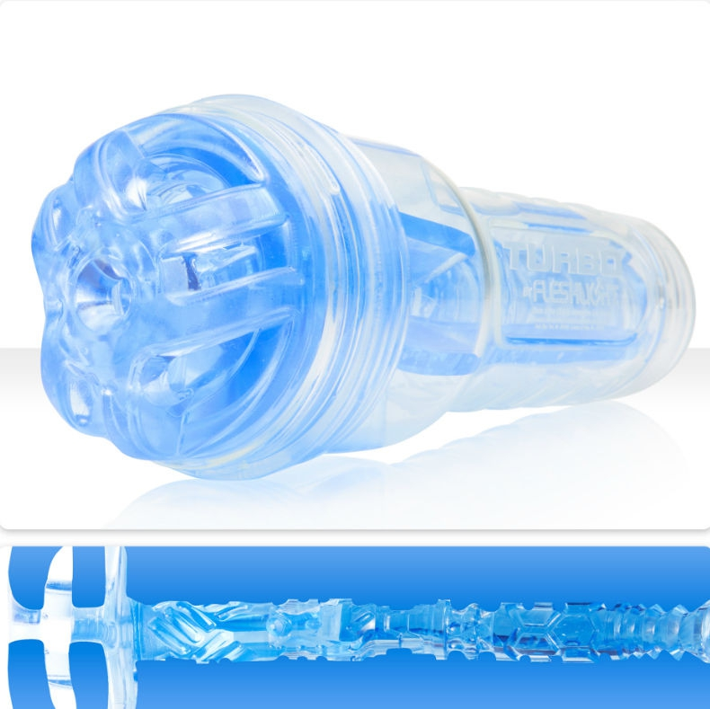 Masturbador Turbo Ignition Blue Ice Fleshlight 1